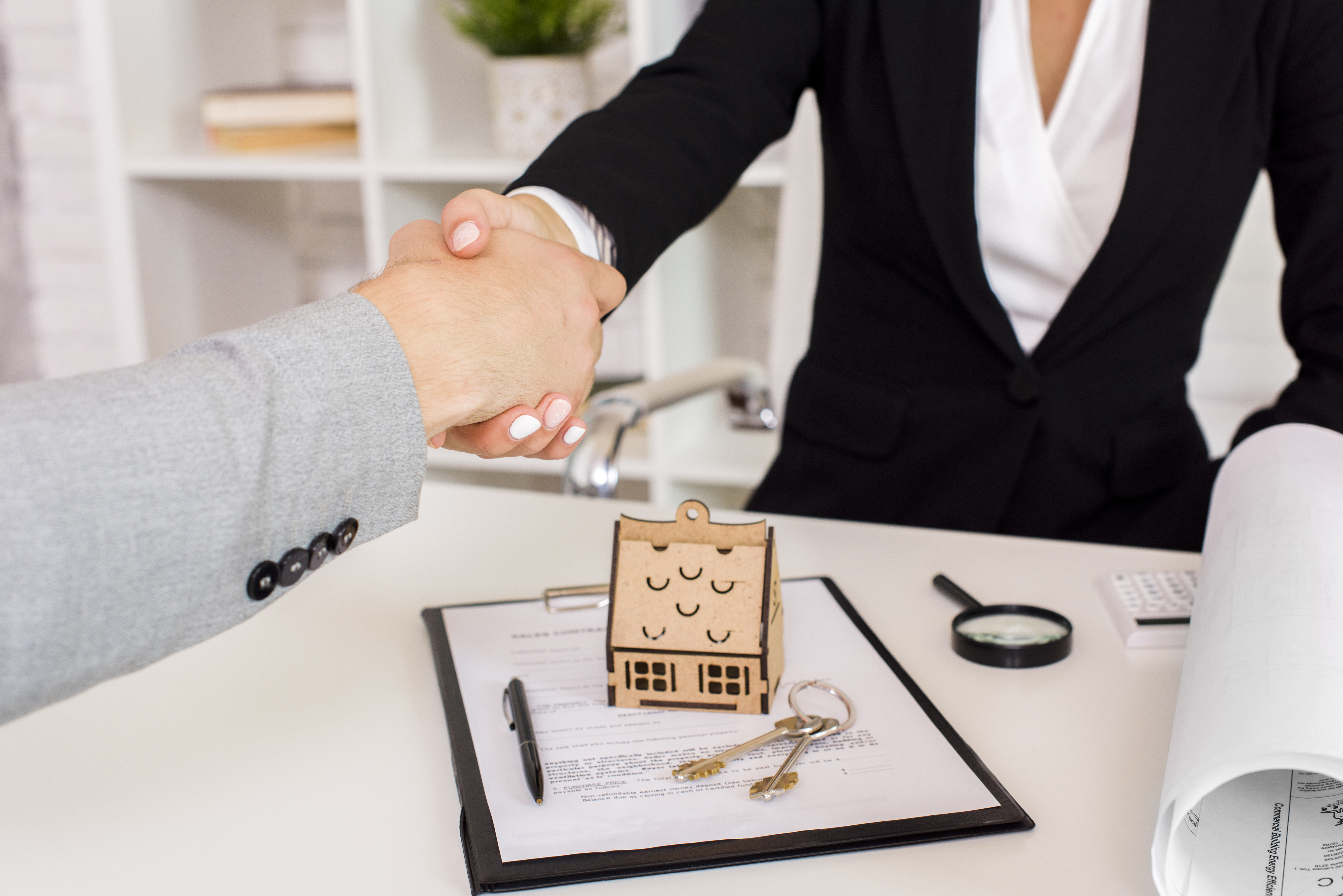 The benefits of using the services of a real estate agency in the luxury sector