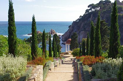 The charm of the natural heritage of the Costa Brava