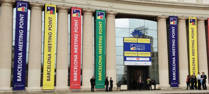 The Barcelona Meeting Point arrives; the International Real Estate Exhibition.