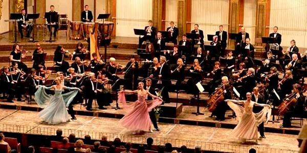 Concierto de año nuevo en el Palau de la Música Catalana. Un plan de lujo.