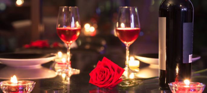 A luxury Valentine's Day in Barcelona