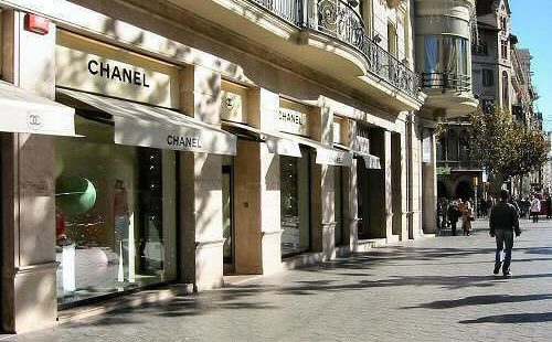 4 Barcelona luxury stores to discover