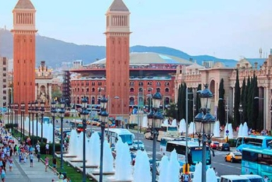 BARCELONA, 3rd World city in the icca 2016 Ranking