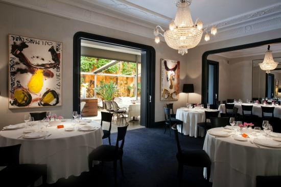 5 exclusive and luxury restaurants in Barcelona