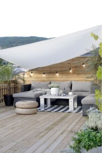 chill out terrace