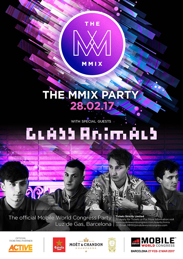 MMIX Official Party