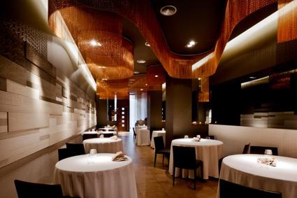 cinc sentits restaurante barcelona
