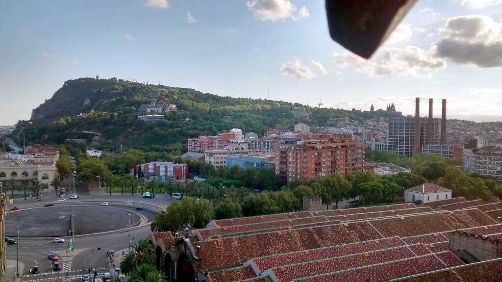 mirador Colón Barcelona