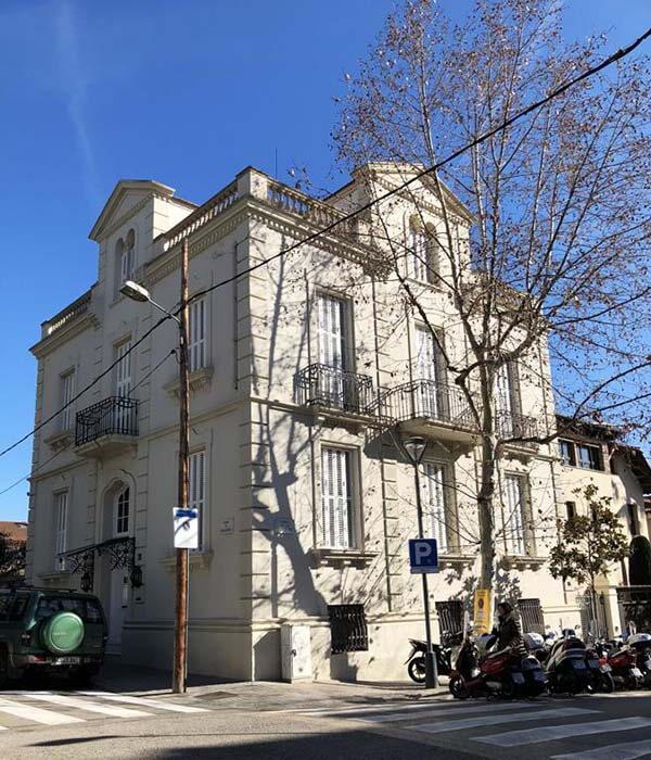sold the luxury property of johan cruyff in barcelona